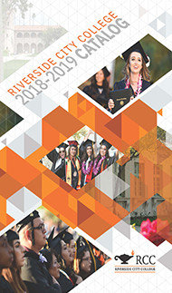 2018-2019 Riverside City College Catalog
