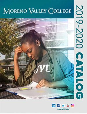 Moreno Valley College Catalog 2019-2020