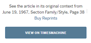 View on Timesmachine button