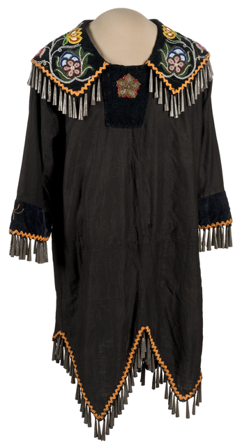 Ojibwe jingle dress