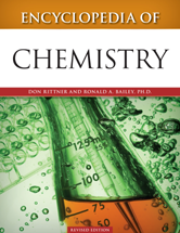 cover of the book Encyclopedia of Chemistry