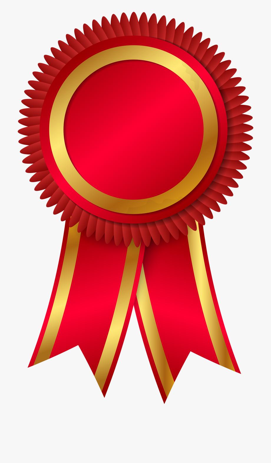 Physical item logo, a ribbon