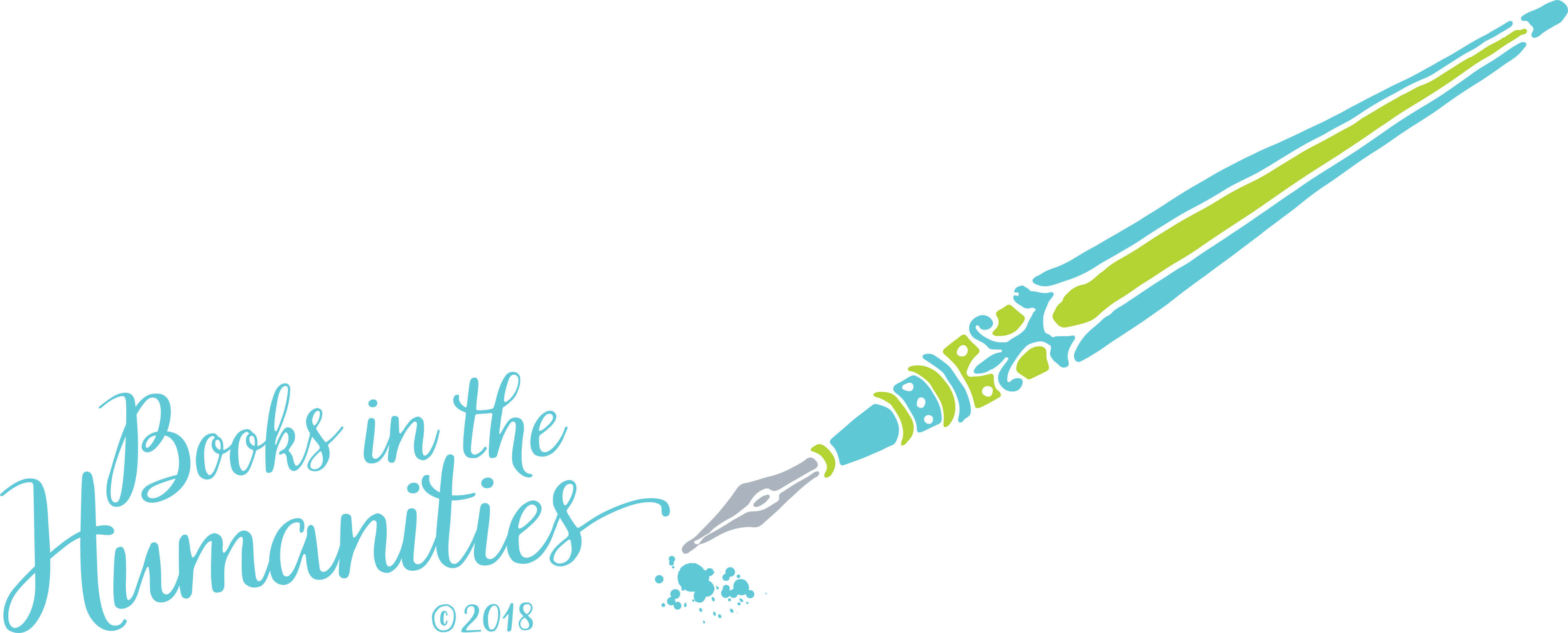 Event logo for Books in the Humanities 2018