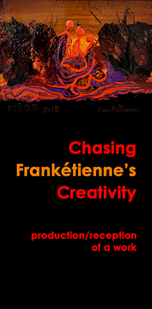 Chasing Franketienne's Creativity poster