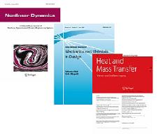 Mechanical Engineering Journals