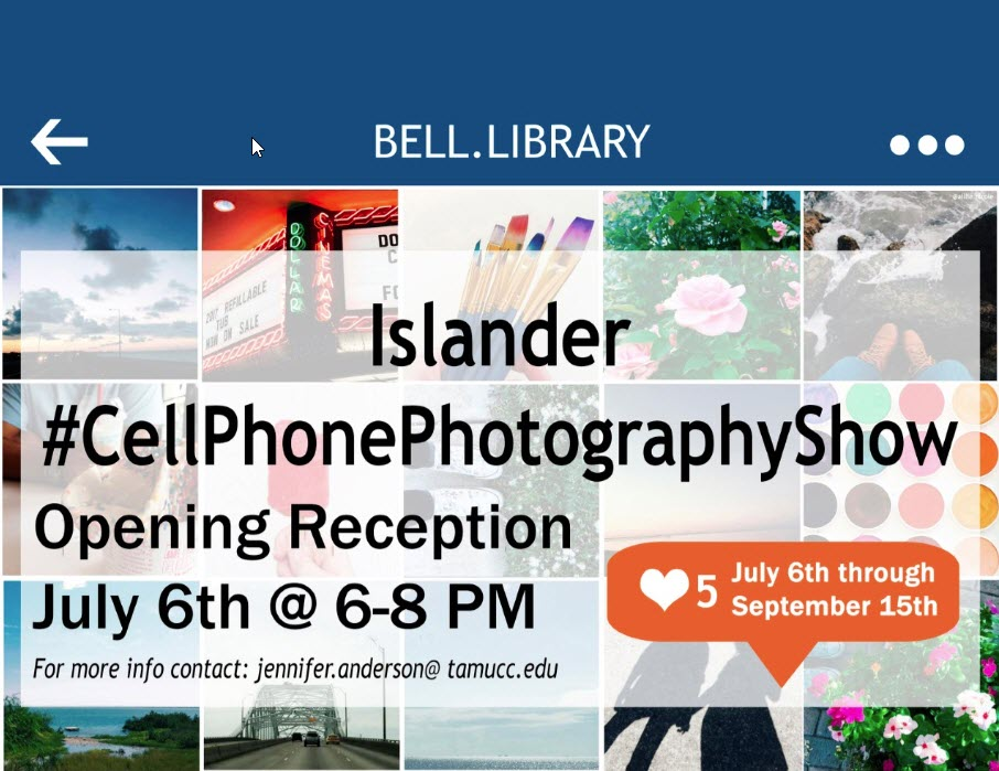 Cell Phone Photography Show