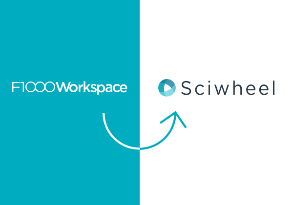 F1000Worspace is now SciWheel