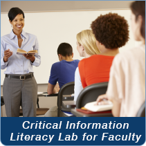 Critical Information Literacy Lab