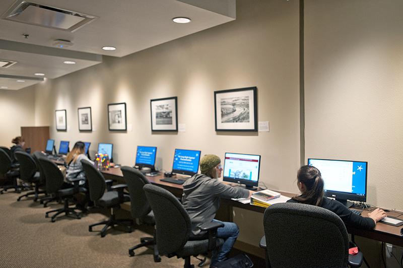 Edwards Library Photo