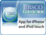 EBSCOhost App for iPhone