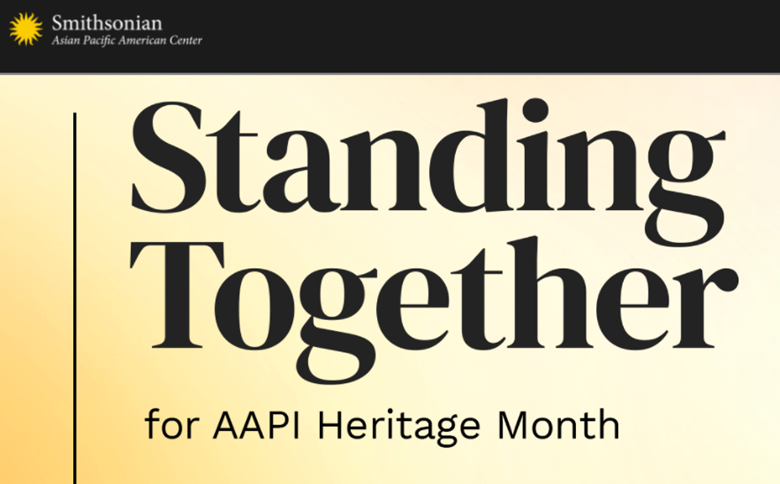 Standing Together for AAPI Heritage Month