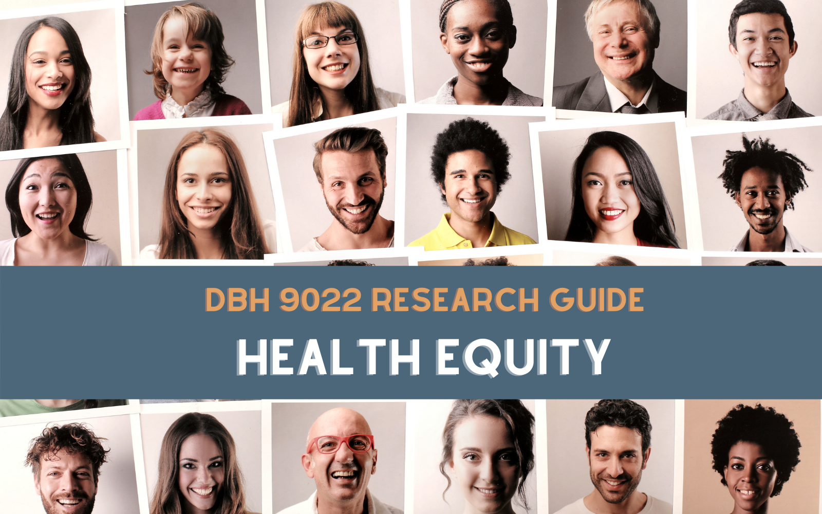 Visit the DBH 9022 Health Equity Research Guide