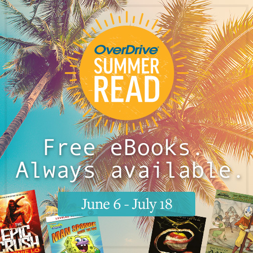 overdrive summer read graphic