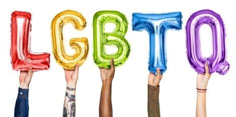 LGBTQ sign
