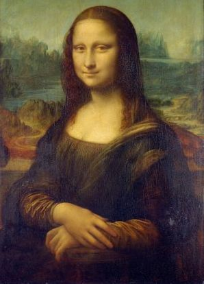 image of DaVinci's Mona Lisa