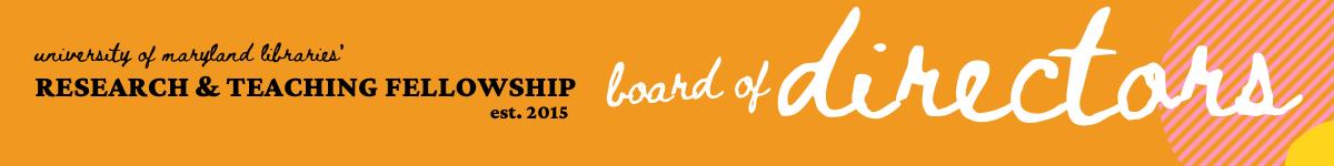 RTF Board of Directors