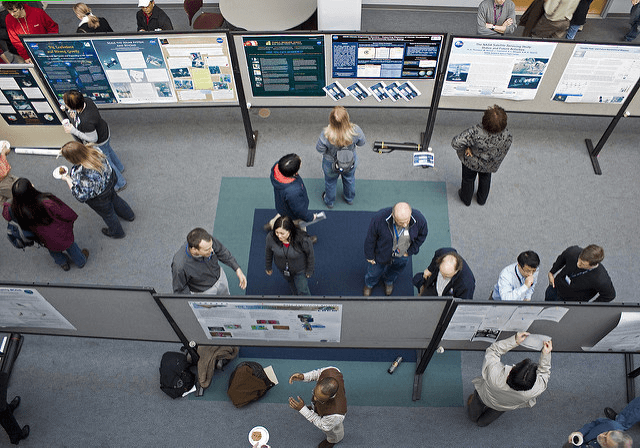 Goddard Science Poster Session