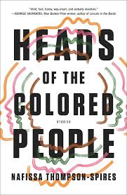 Heads of the Colored People - jacket
