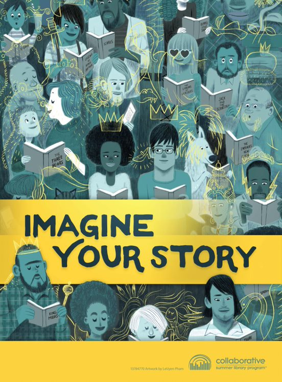 Imagine Your Story poster