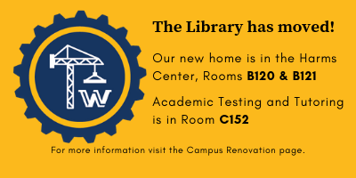 Library Renovation Information