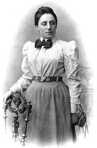 mathematician Emmy Noether