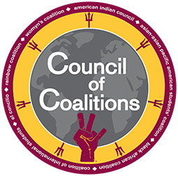 Council of Coalitions circular icon