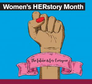 Women's Herstory Month Event link