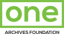 One- Archives Foundation