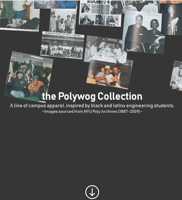 Polywog collection website