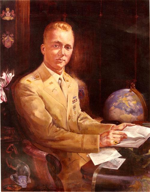 William Wolgram Portrait