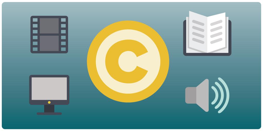 Copyright Services media logo