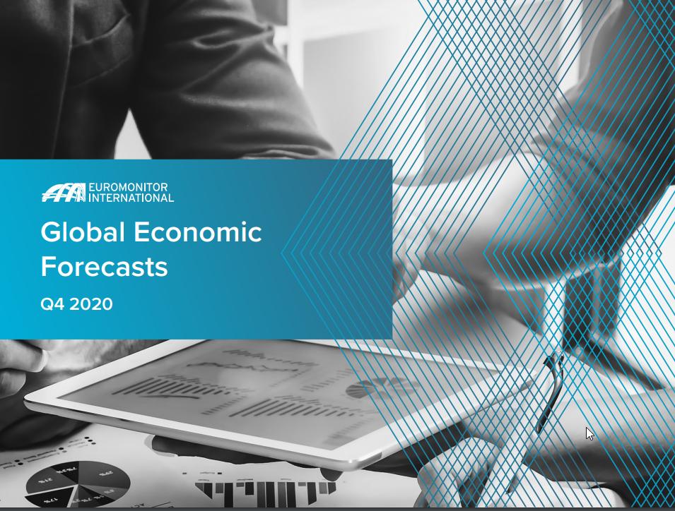 Global economic forecasts q4 2020