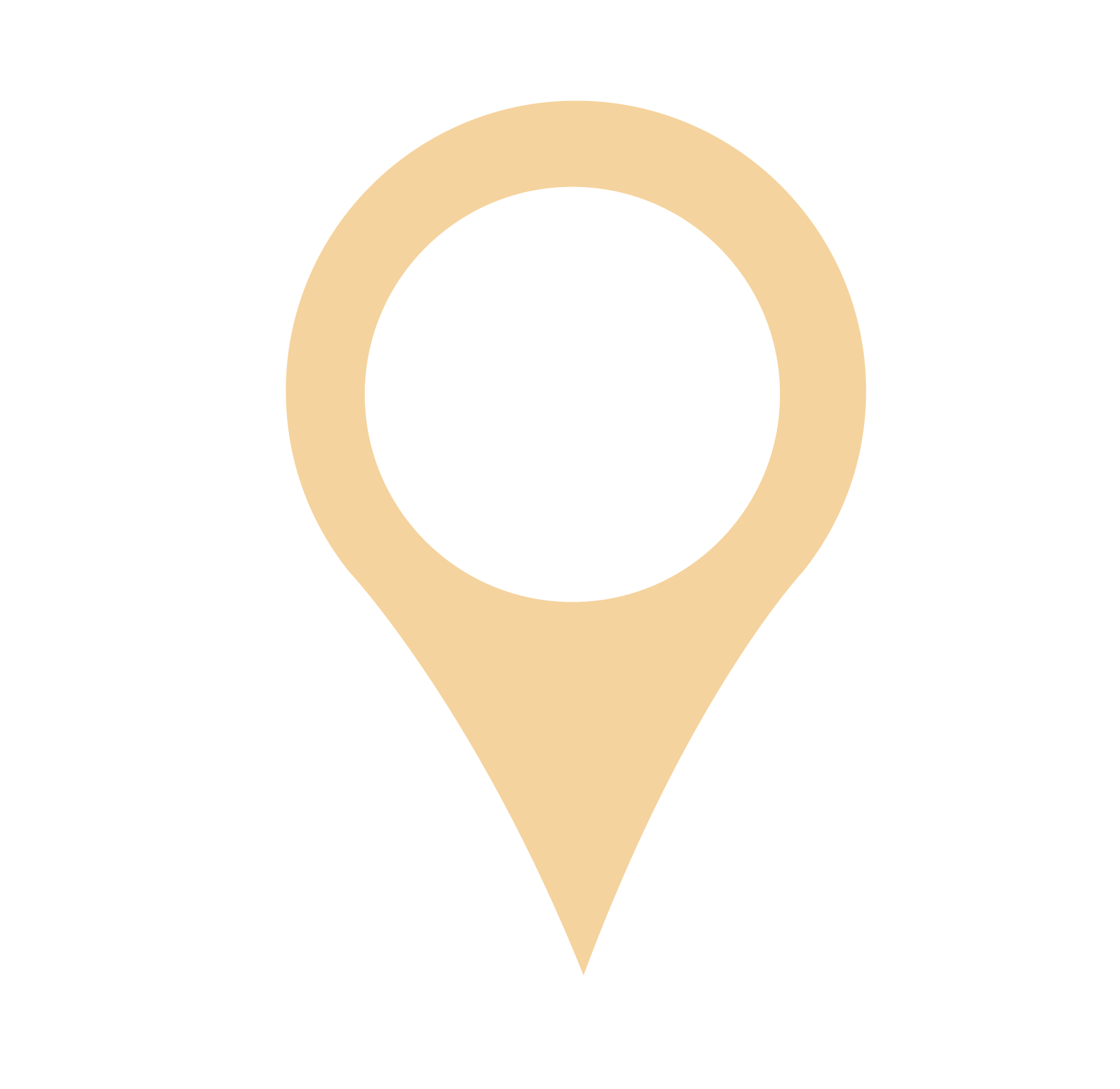 Location map symbol