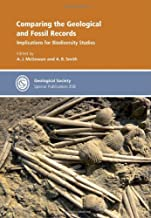 Book Cover : Comparing the geological and fossil records : implications for biodiversity studies