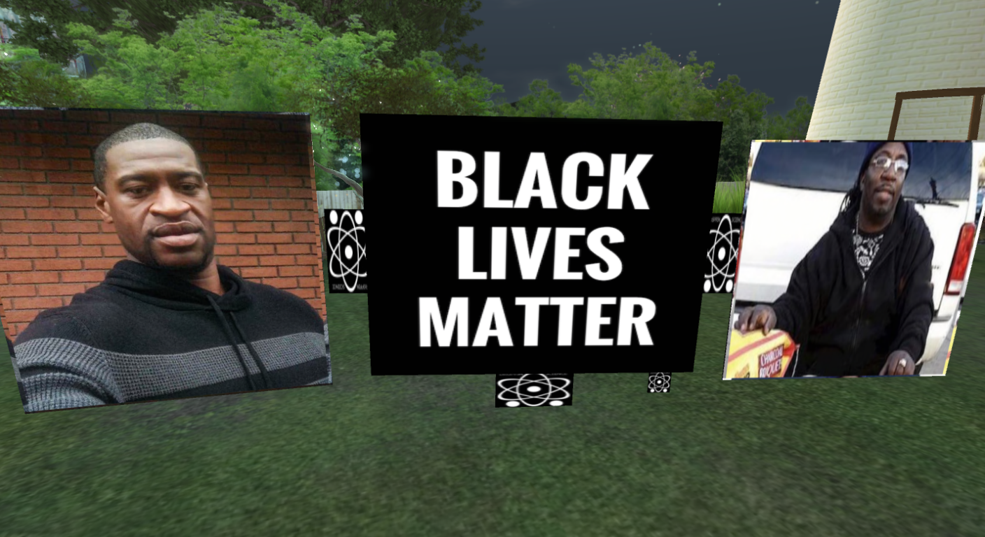Black Lives Matter Community Virtual Library Exhibit 2020