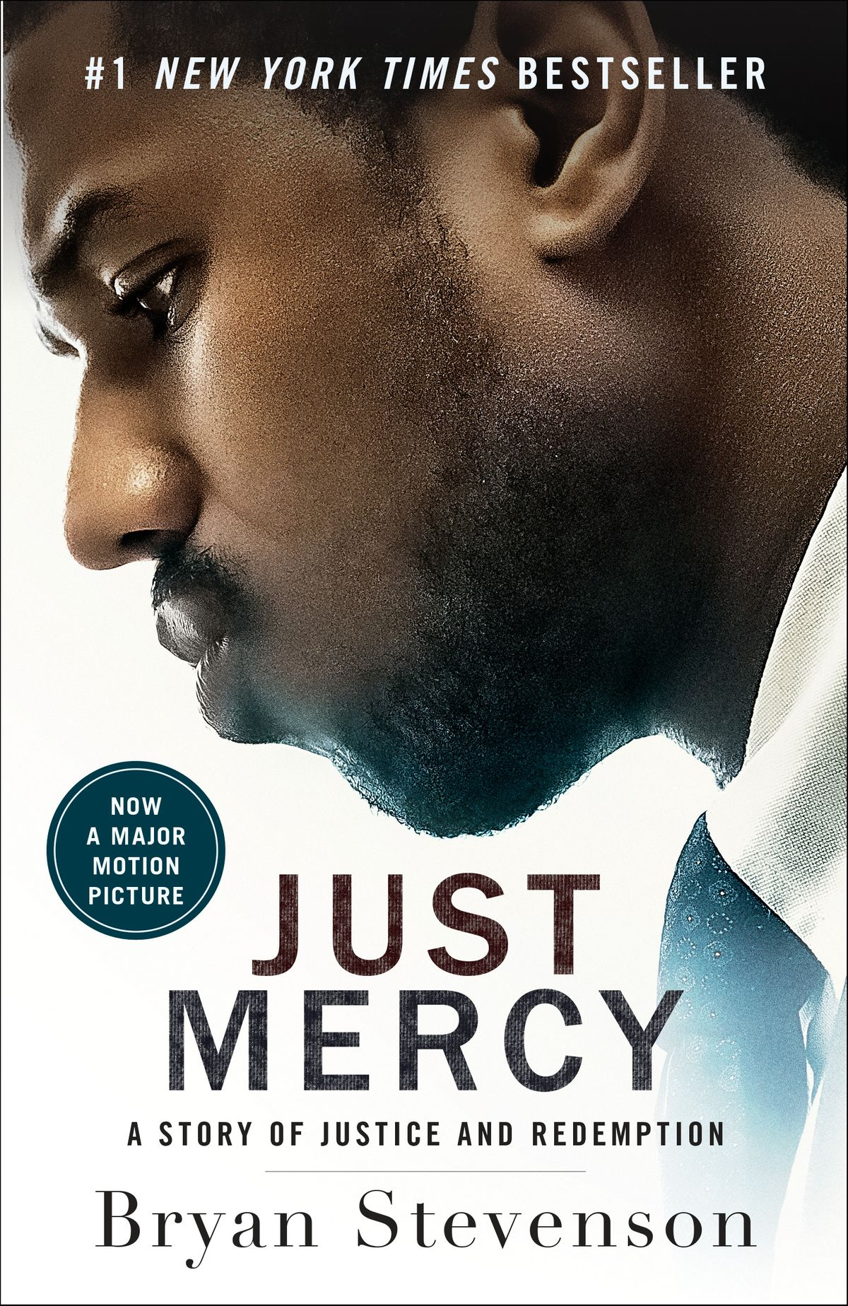Just Mercy Movie Tie-in Book Cover