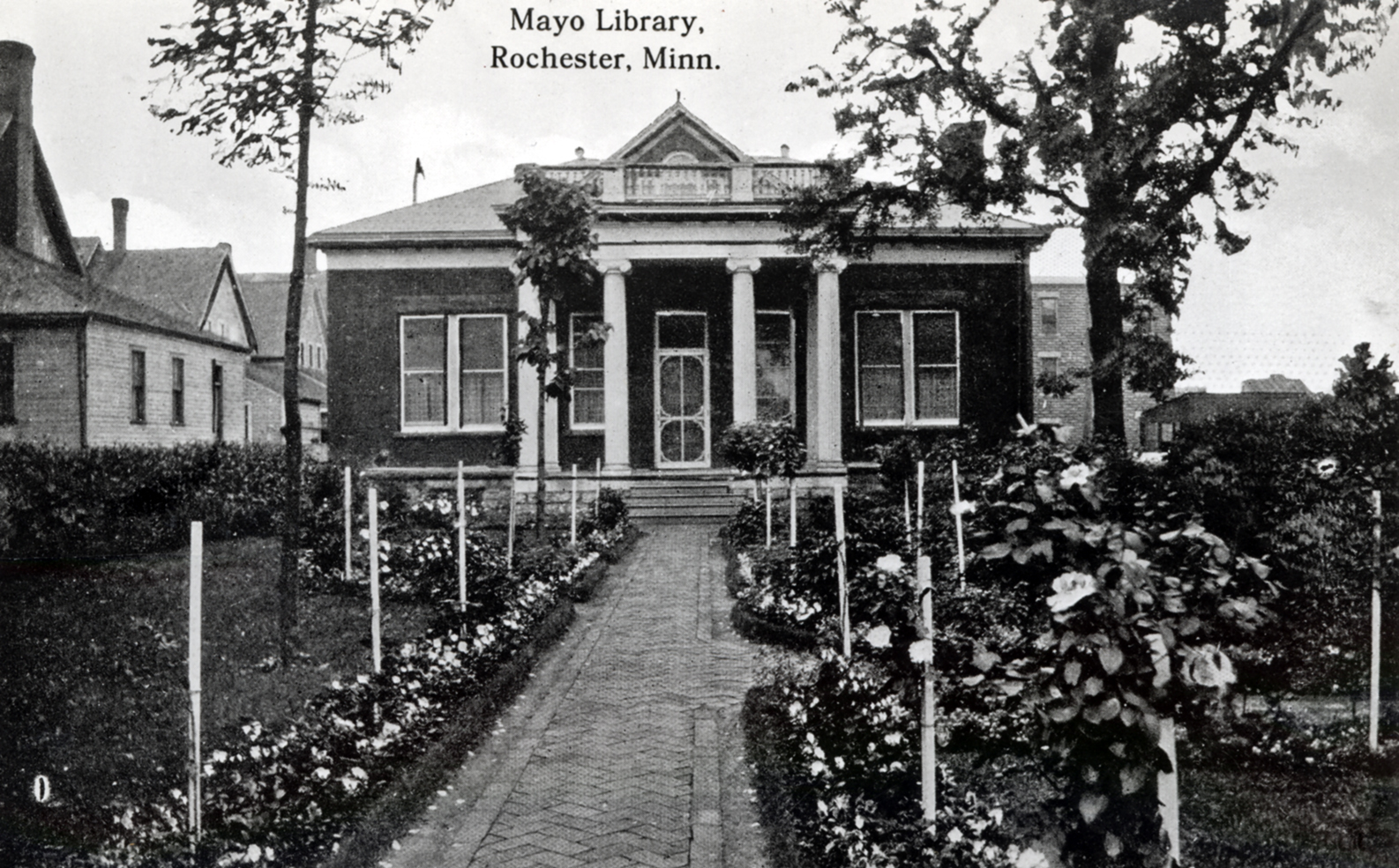 Library, 1909