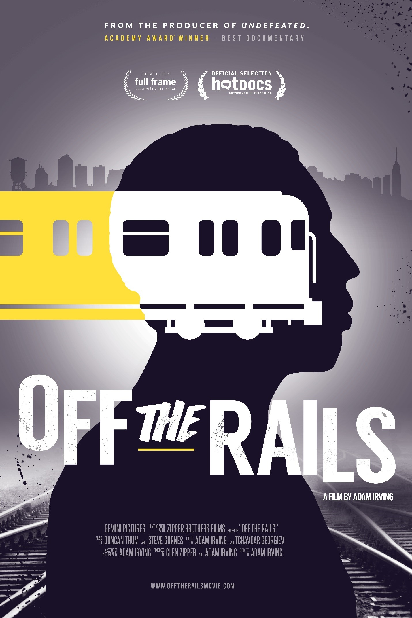 decorative image of Off the Rails content