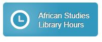 African Studies Library Hours