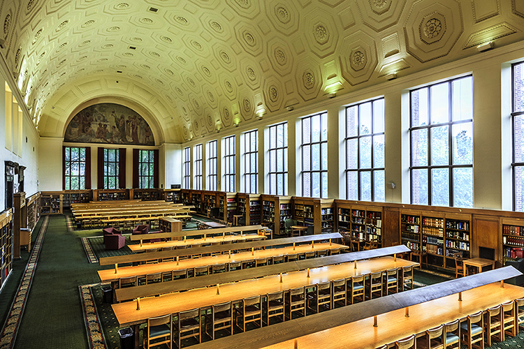 Hatcher Library Reading Room