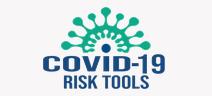 COVID-19 Risk Tools logo