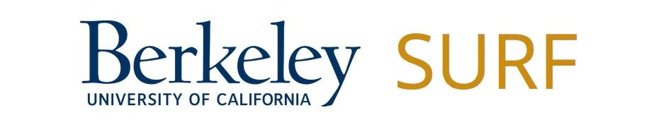 Berkeley Summer Undergraduate Research Fellowships logo