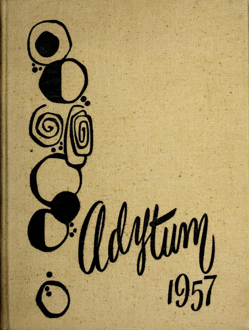 Adytum 1957 cover