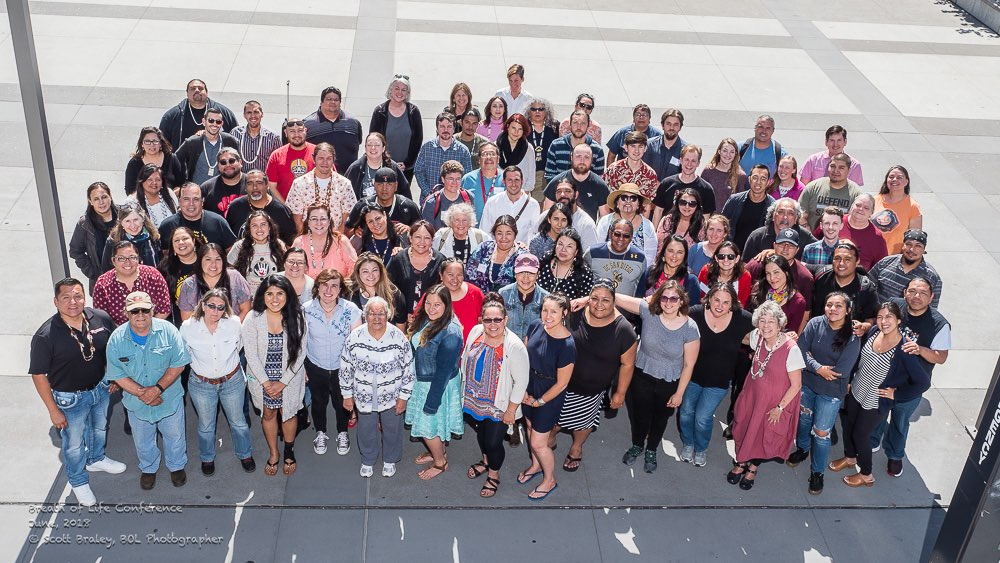 Breath of Life 2018 Participants