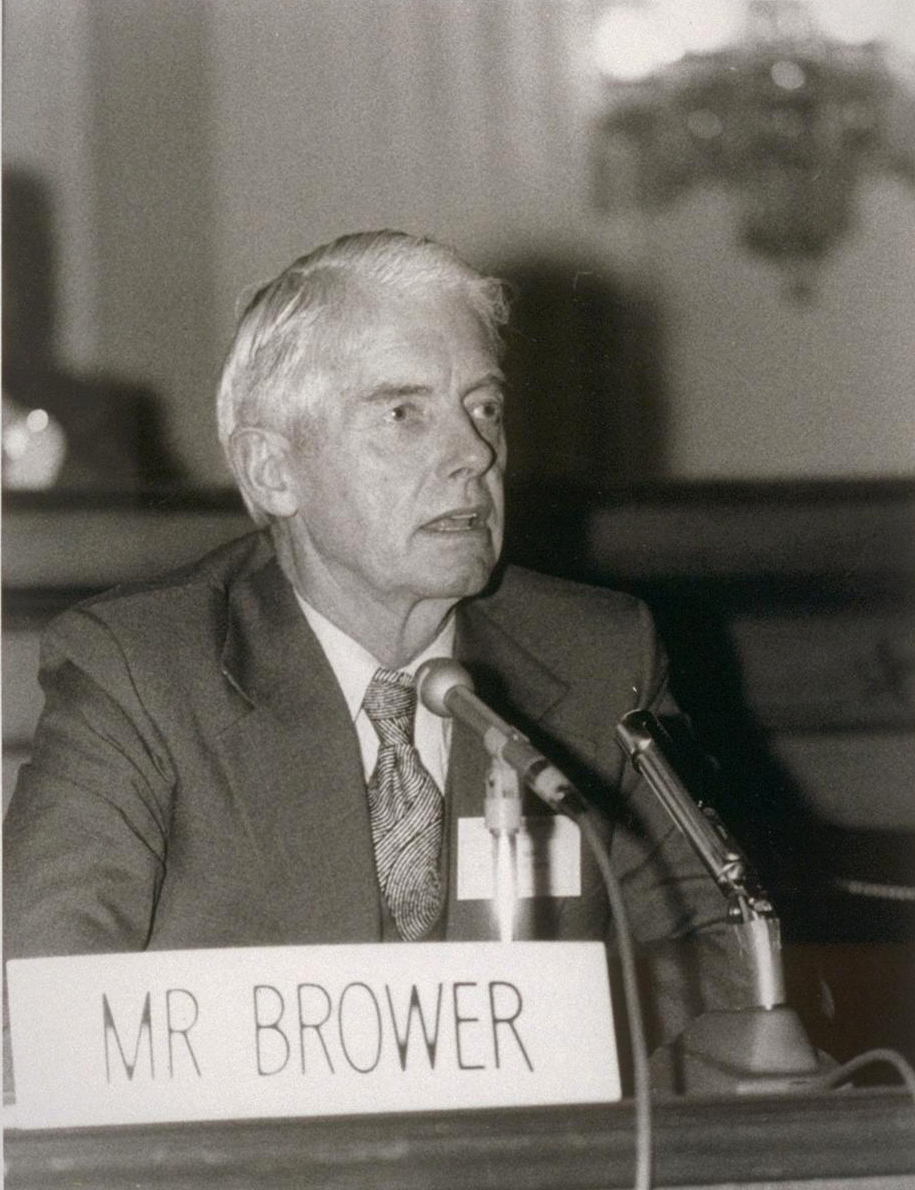David Ross Brower