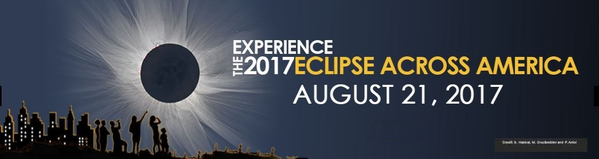 get information about the August 21, 2017 solar eclipse