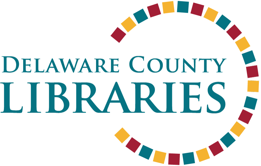 Delaware County Library System logo