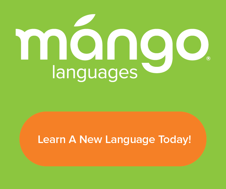 Mango Languages: Learn a new language today!