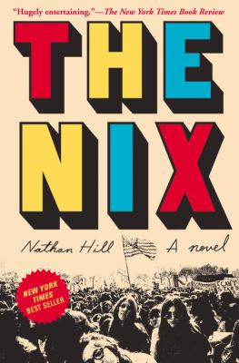 Book cover for The Nix