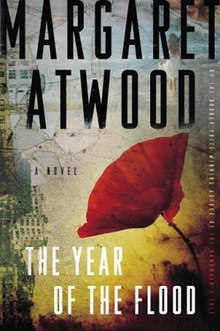Book cover for Year of the Flood